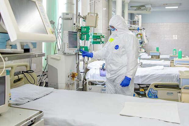 Пик эпидемии коронавируса в России ожидается в июне-июле