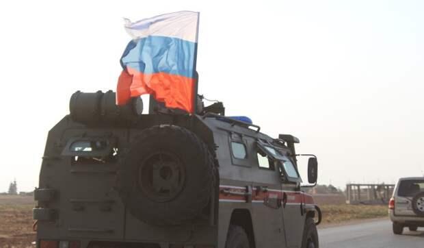 Россия должна твердо отстаивать национальные интересы в Сирии