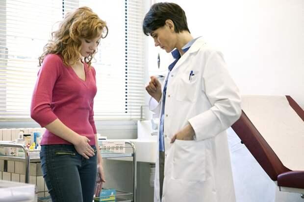 диагнозы в гинекологии