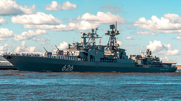 В постели с врагом не належишься. Русскому флоту надо создавать базы вне границ НАТО