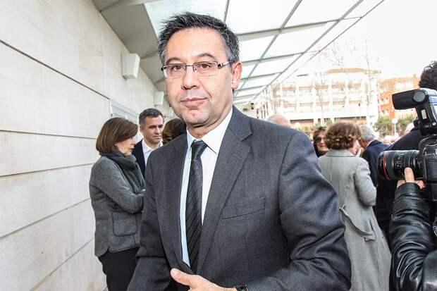 «Барселона» отреагировала на обыски в офисах клуба и выразила готовность сотрудничать с полицейскими