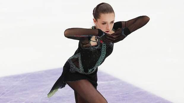 Валиева не выступит на юниорском первенстве России в Красноярске