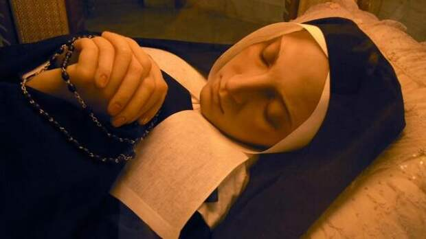 Загадка Спящей Красавицы