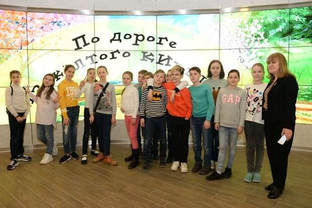 «Дом на Брестской» приглашает юных москвичей на новый квест – «По дороге из жёлтого кирпича»