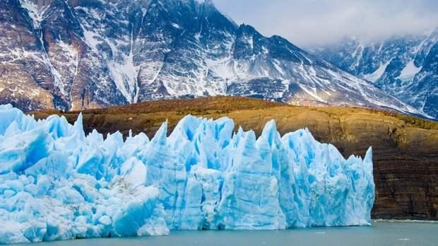 Тающий ледник в Норвегии скрывал средневековые артефакты