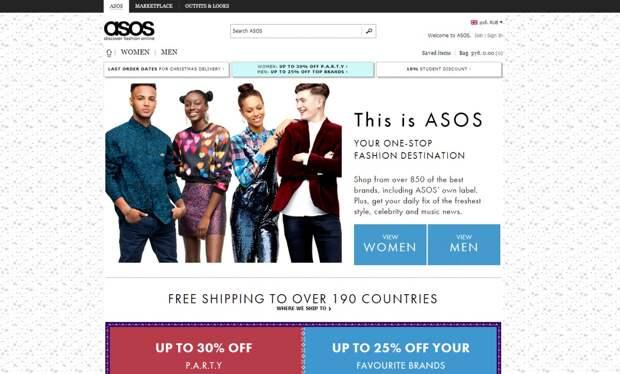 Скорее шопиться! 13 самых популярных интернет-магазинов одежды ;)