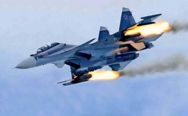 Украина отработала атаку нароссийские Су-30 на границе с Россией вКрыму