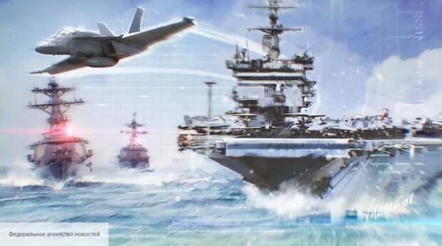 В НАТО показали, как планируют топить российские корабли