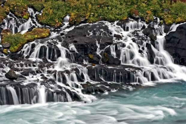 waterfalls06 Красоты водопадов Исландии в фотографиях