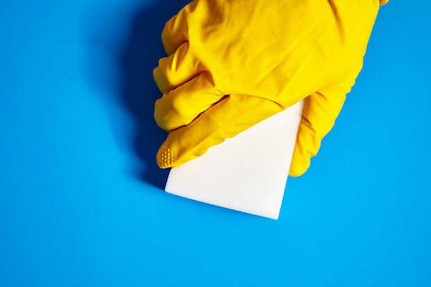 Вещи, которые нельзя чистить меламиновой губкой