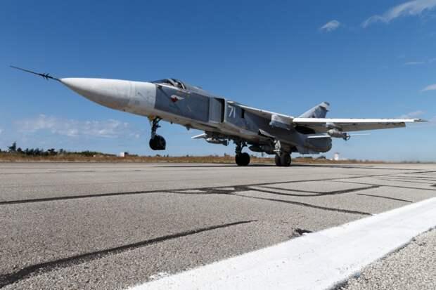 США принесли извинения за сближение их самолёта с российским Су-35 в Сирии