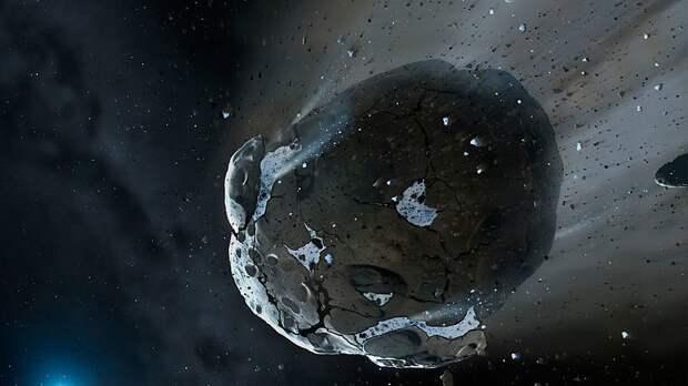 Останки погибшей планеты обнаружены на орбите Марса