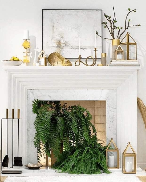 Искусственный камин: создаем романтическую атмосферу дома
