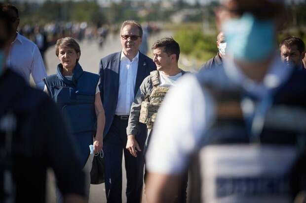 Вильд рассказал, как Швейцария будет возвращать Донбасс в Украину