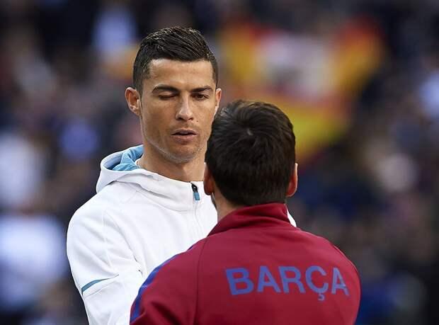 Фигу: «Думаю, и «Реал» и «Барселона» слабее без Роналду и Месси»