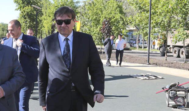 Суд продлил арест главы Аксайского района Виталия Борзенко надва месяца