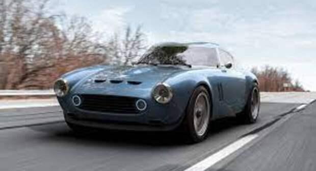 Появились новые подробности об автомобиле GTO Engineering Squalo 2023 года