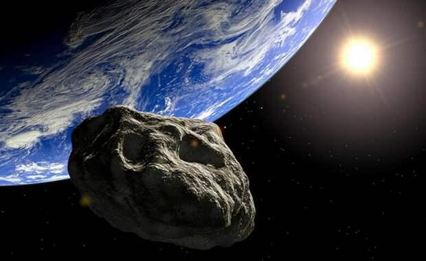 Ученые: если сегодня упадет астероид, Великобритания будет разрушена