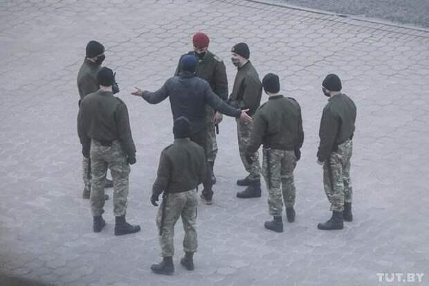 За два дня в Белоруссии задержали более 500 человек