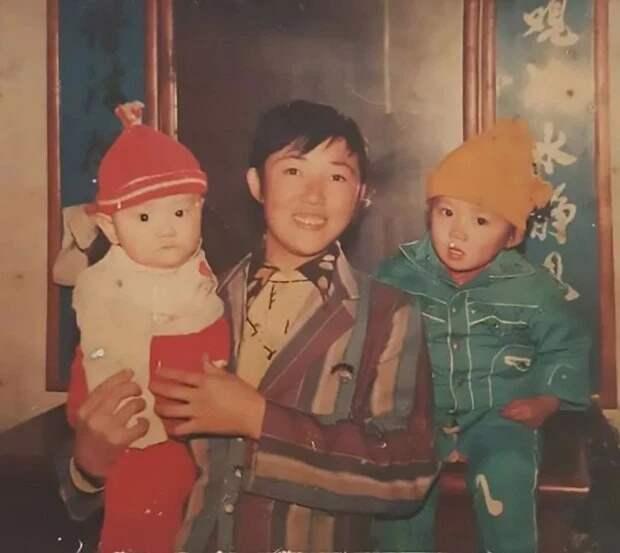Китаец, которого похитили младенцем, воссоединился ссемьей через 33 года