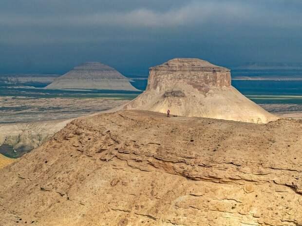 Инопланетные пейзажи урочища Босжира