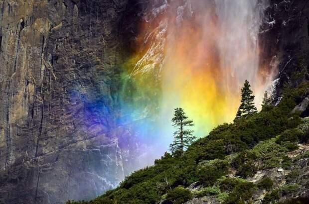 Водопад «Лошадиный Хвост»