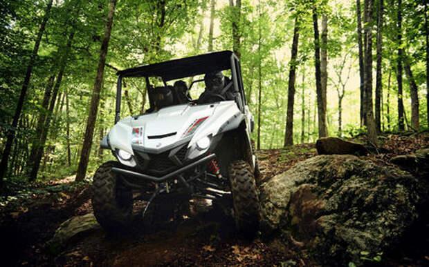 Yamaha привезет в Россию внедорожник и пикап