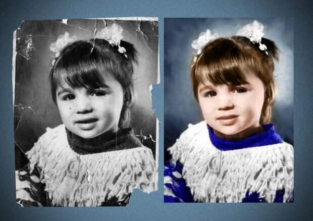 Реставрация фотографий в ФотоМАСТЕР