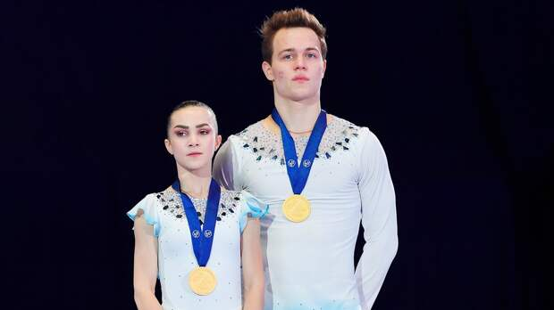 Русская пара Панфилова/Рылов показала, что она лучшая всвоем возрасте. Они могут выиграть ОИ-2022