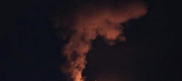 За 35 мин более тысячи снарядов: воздушные и наземные силы Израиля атаковали сектор Газа
