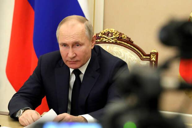 Андрей Нальгин. О подготовке Путина к чему-то небывалому