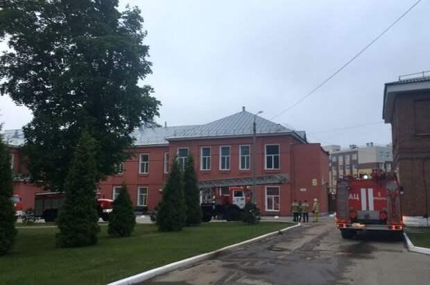Семьям погибших при пожаре в больнице в Рязани выплатят по миллиону рублей