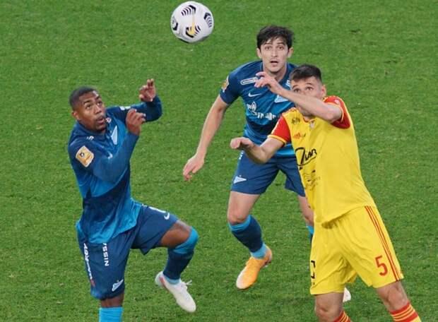«Зенит» первым откроет футбольный год в России. Определены даты 1/8 финала Кубка страны