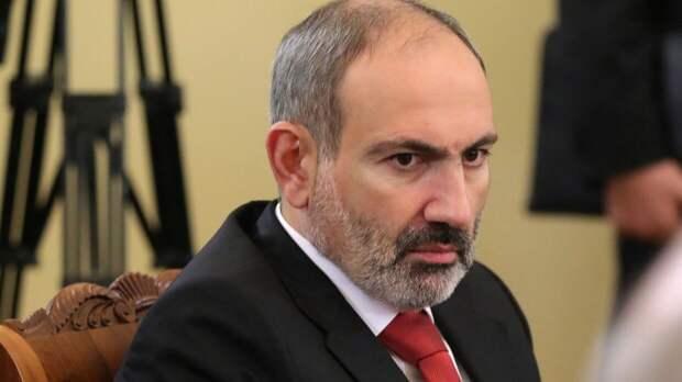 Пашинян направил Путину письмо с просьбой оказать военную помощь в Сюникской области
