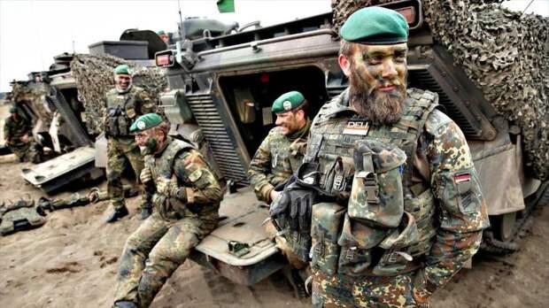 Прибалтику пустили в расход: солдатам НАТО можно все