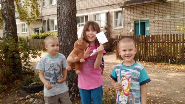 На Краснодарской началась благотворительная акция