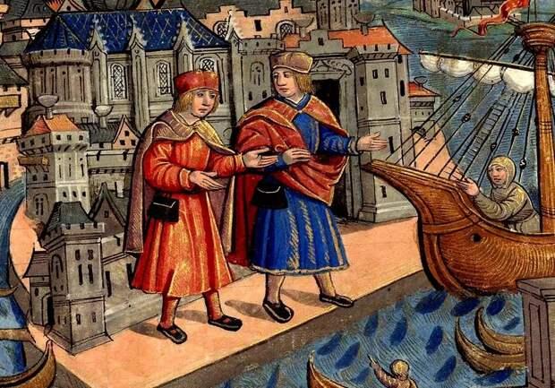 Венецианские источники по истории Золотой Орды: новые перспективы изучения