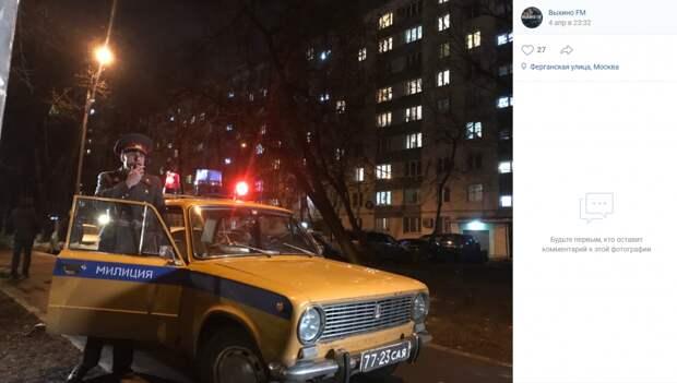 На Ферганской сняли новую серию «Следствие вели с Леонидом Каневским»