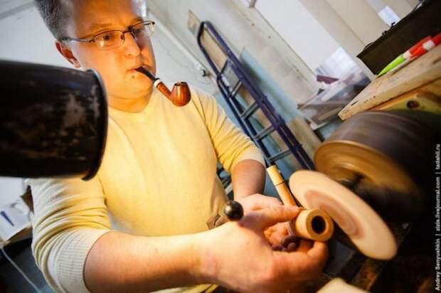Мастер-класс по изготовлению курительных трубок своими руками