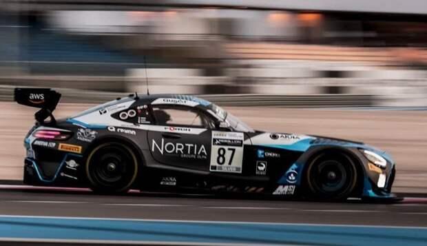 Porsche выиграла «1000 километров Поль Рикара», Терещенко — победитель в классе Silver Cup