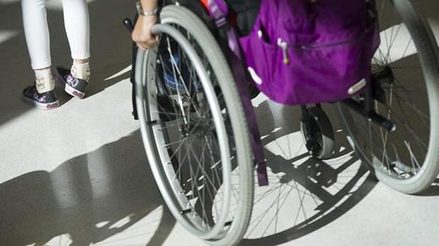 В Минпросвещения сочли возможным детям с инвалидностью учиться в инклюзивной среде