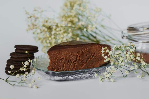 Шоколадный чизкейк / Фото: pixabay.com