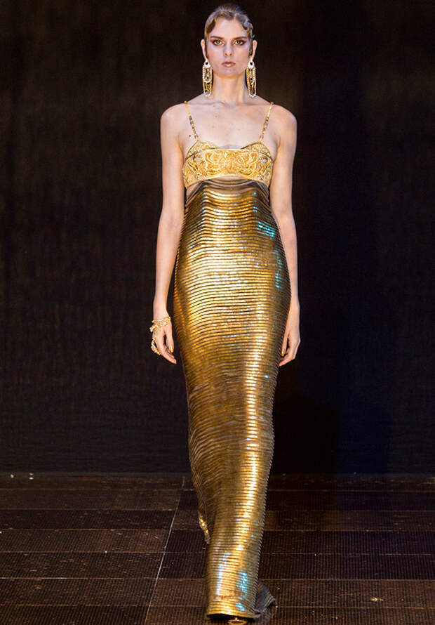 Вечернее платье Гуо Пей