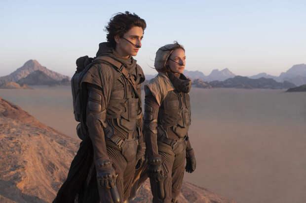 «Дюна»: Это коммунальная пустыня