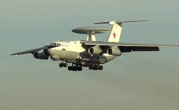 Flightradar24: Российский самолет ДЛРО А-100 «Премьер» вошел в воздушное пространство ДНР