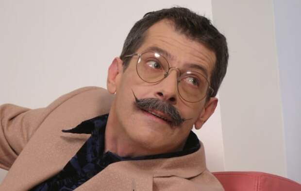 Актер, поэт, драматург Борис Барский | Фото: kino-teatr.ru