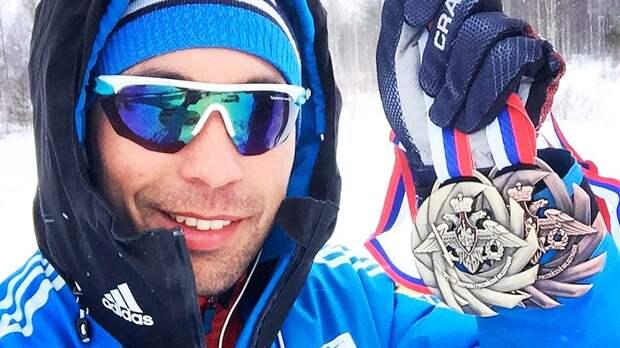 Три русских биатлониста замечены натренировке сосборной Румынии. Что обэтом известно