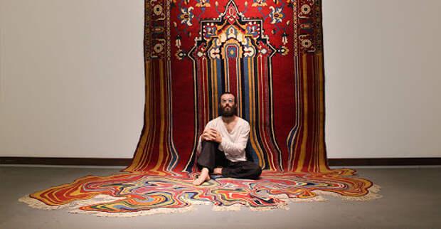 Бакинский мастер Фаиг Ахмед и его волшебные ковры