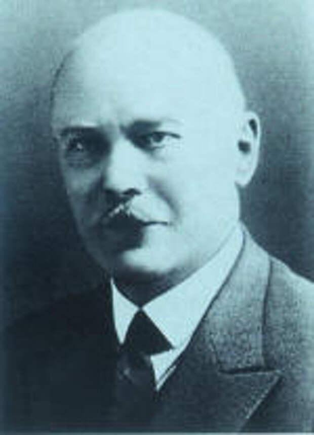 Посол Германии в СССР граф Фридрих Вернер фон Шуленбург
