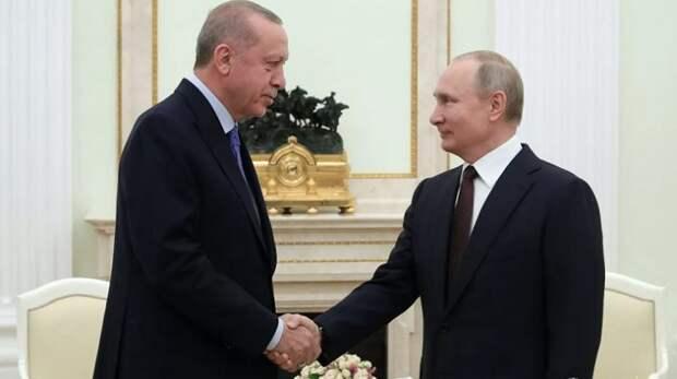 Как Эрдоган и Путин могут помочь Палестине